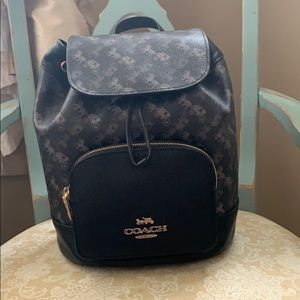 Coach Jes Backpack With Horse And Carriage…